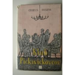 Dickens Ch.  - Klub Pikwickovcov I.