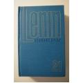 Lenin V.I.  - Sebrané spisy - 21 - prosinec 1911 - červenec 1912