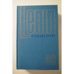 Lenin V.I.  - Sebrané spisy - 38 - brězen - červen 1919
