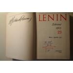 Lenin V.I.  - Zobrané spisy 23 - Marec - September 1913
