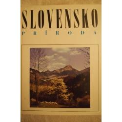 Kol.autor  - Slovensko - Príroda