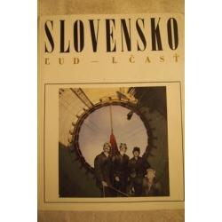 Kol.autor  - Slovensko - Ľud - I.časť