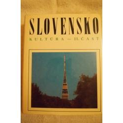 Kol.autor  - Slovensko - Kultúra - II.časť