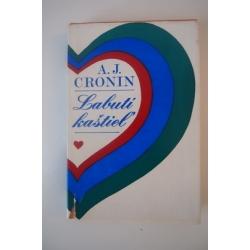 Cronin A.J.  - Labutí kašeľ