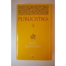 Jilemnický P. - Publicistika I.