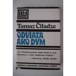 Čiladze T.- Odviata ako dym