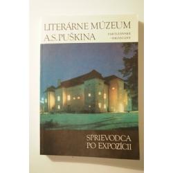 Bančáková E.  - Literárne múzeum A.S.Puškina