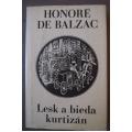 Balzac H. - Lesk a bieda kurtizán
