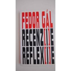 Gál F.  - Recenzie Reflexie