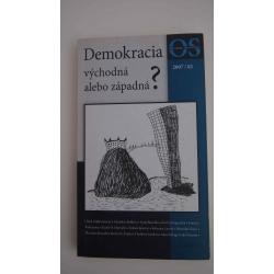 Kol.autor  - Demokracia -  východná alebo západná ?