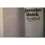 Hašek J.  - Povídky II.
