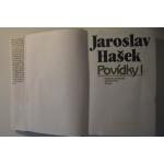 Hašek J.  - Povídky I.