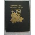 Villon F. - Kodicil